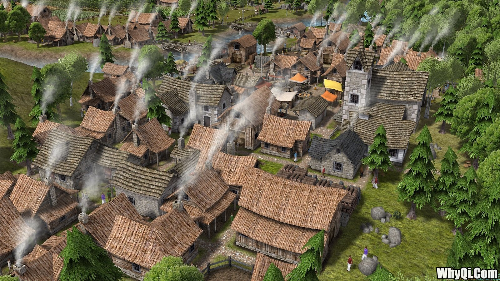 PC-[放逐之城]Banished 64位+32位游戏CE修改下载 [作弊器] [修改器] [Cheat Engine] - 第3张  | 歪奇