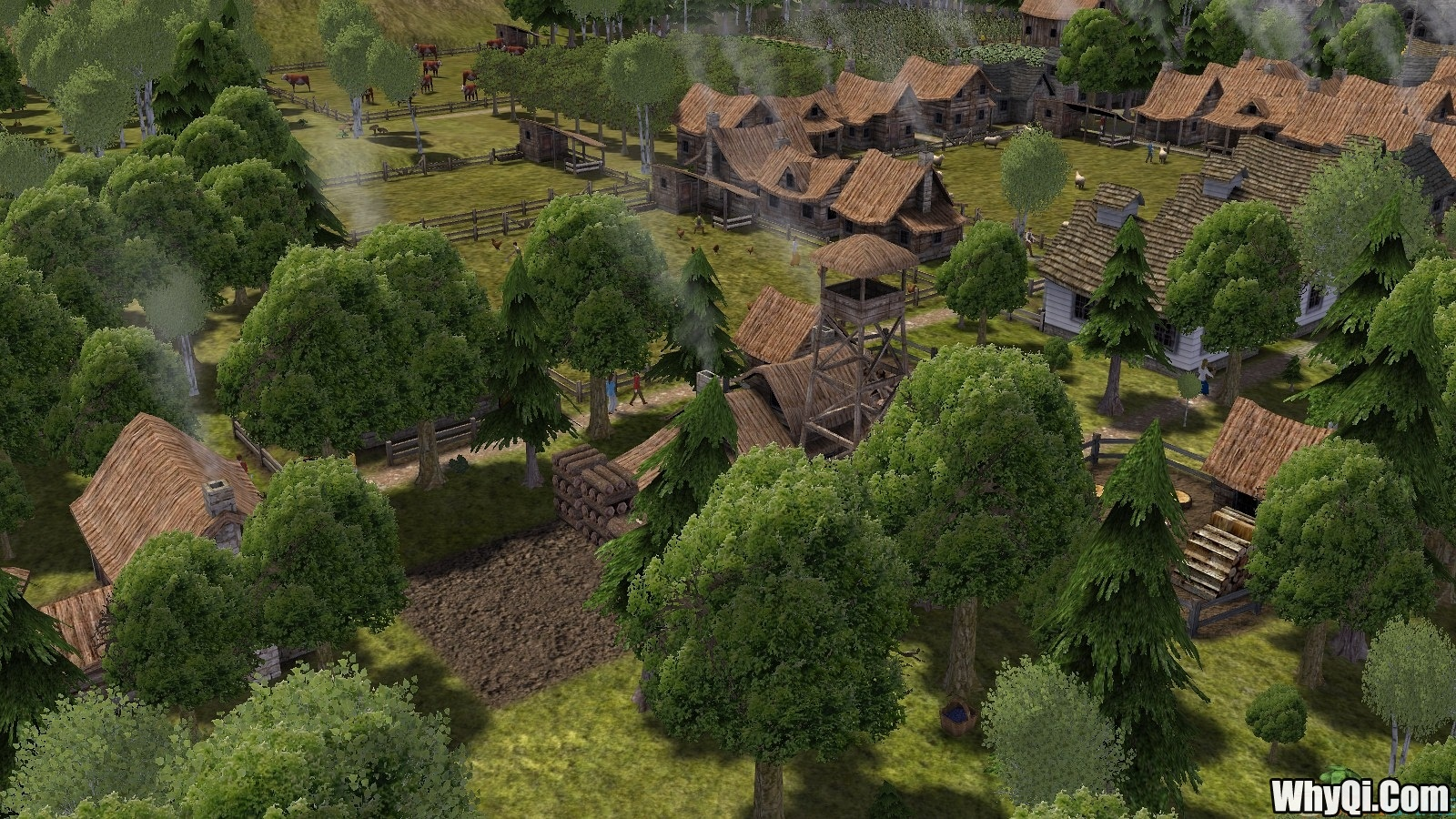 PC-[放逐之城]Banished 64位+32位游戏CE修改下载 [作弊器] [修改器] [Cheat Engine] - 第7张  | 歪奇