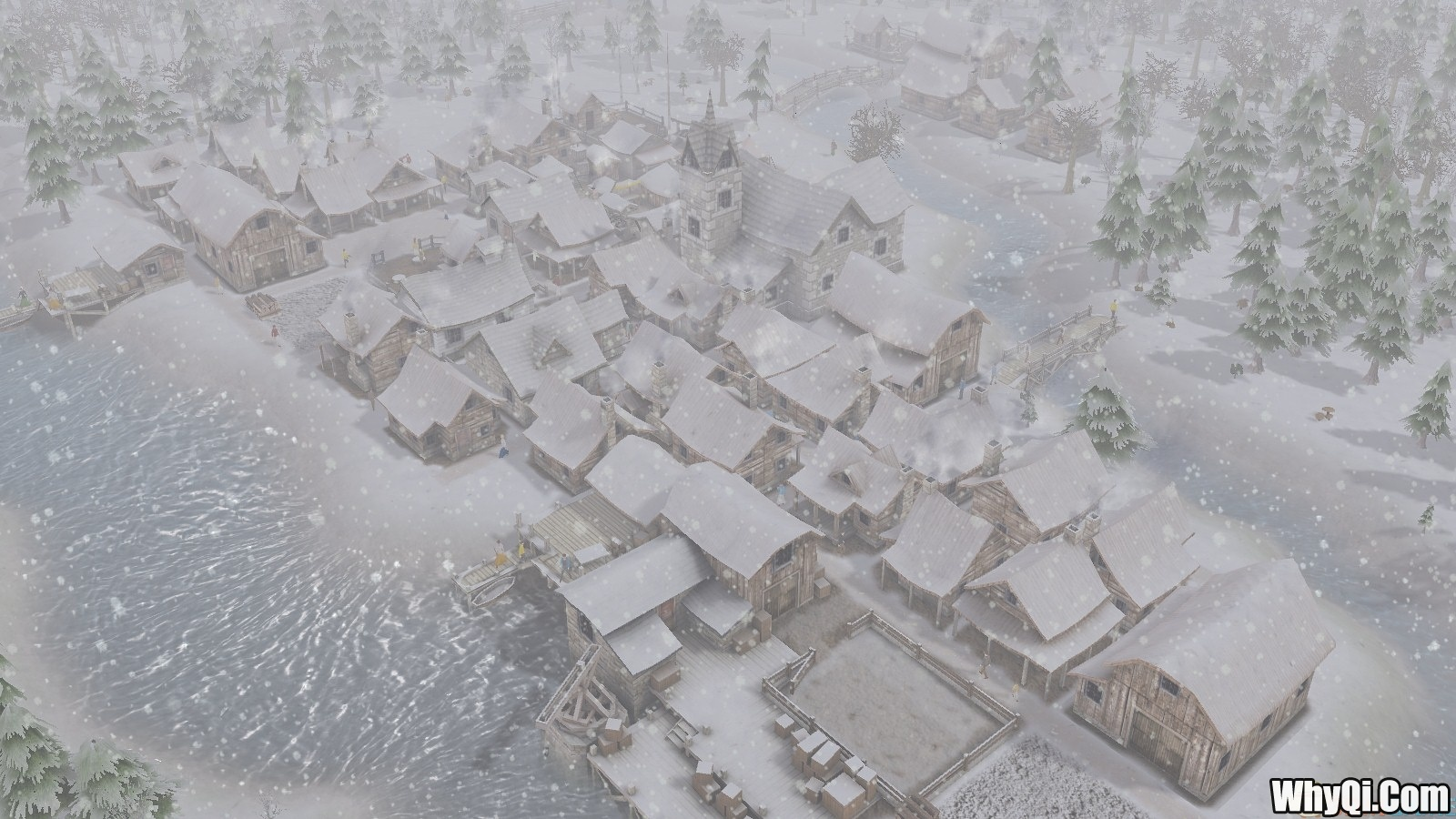 PC-[放逐之城]Banished 64位+32位游戏CE修改下载 [作弊器] [修改器] [Cheat Engine] - 第8张  | 歪奇