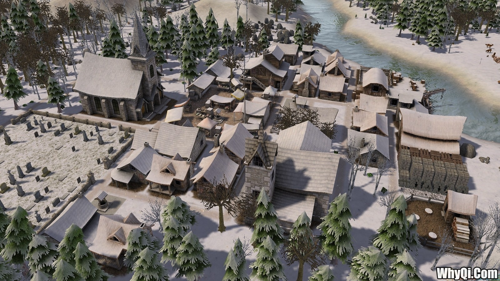 |PC-[放逐之城]Banished 64位+32位游戏CE修改下载 [作弊器] [修改器] [Cheat Engine]|Banished|原创资源|歪奇| 4